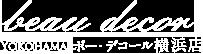 ギャッベ・アートギャベのボー・デコール横浜店