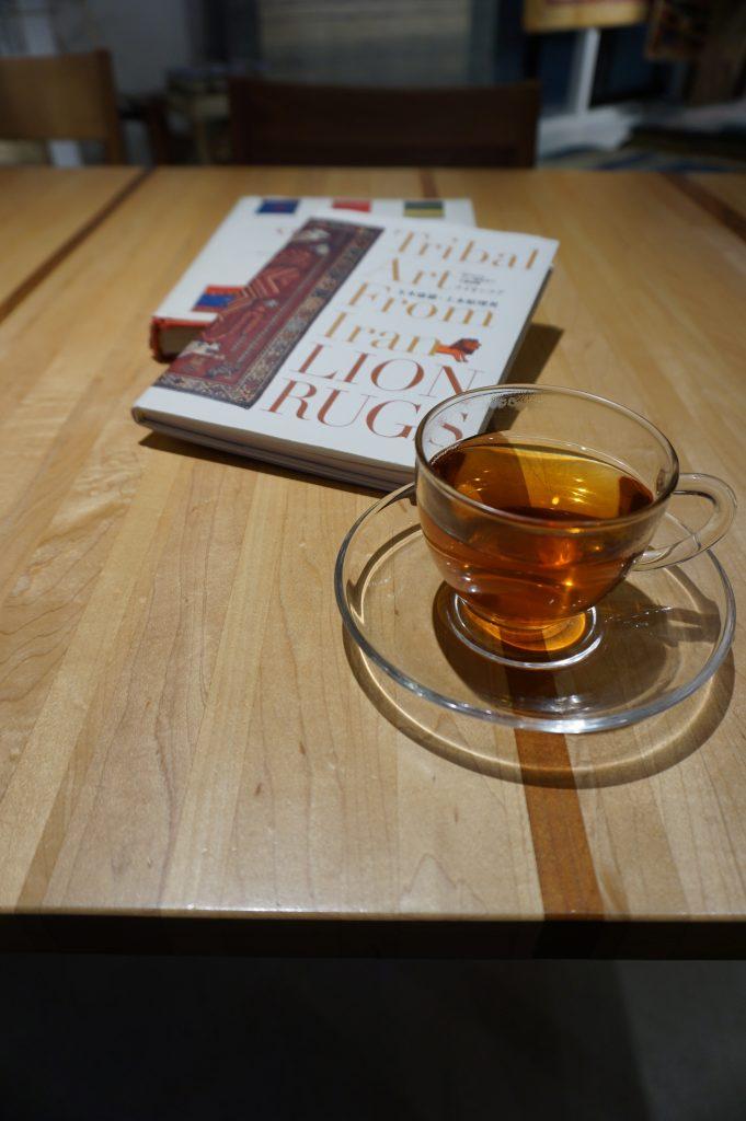 お茶でつながる他国の文化