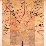 ギャッベのモチーフの1つ生命の木とは?