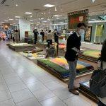 LOHASな絨毯展in京都 開催2日目◆リニューアルオープン初日