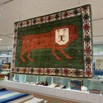 LOHASな絨毯展in京都 開催1日目◆アートギャッべの紹介
