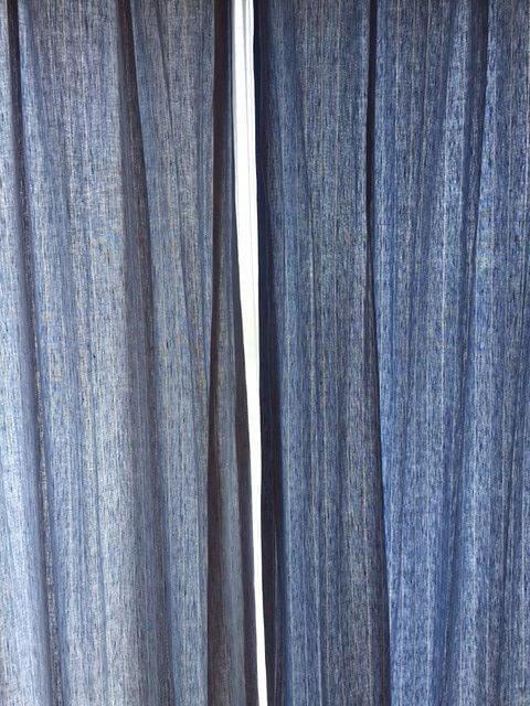 カーテンに隙間が空いたらどうすればよいの?